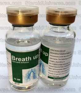 Breath Up - 20 ml (German 2nd)
