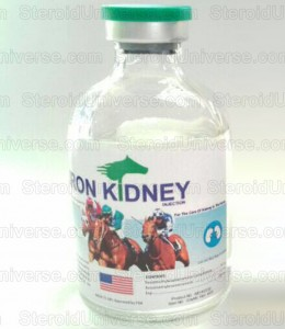 Iron Kidney - 50 ml