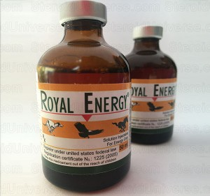 Royal Energy - 50ml