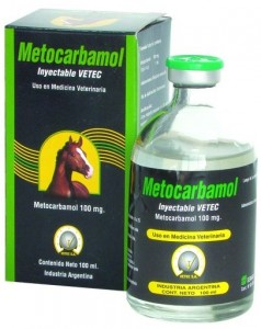 Metocarbamol Iny