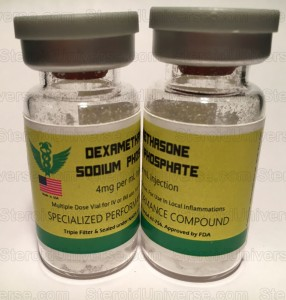 Dexamethasone Sodium Phosphate - 10 ml