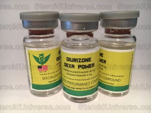 Diurezone Dexa Power - 10 ml
