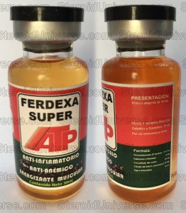 Ferdexa Super ATP 2nd - 30 ml