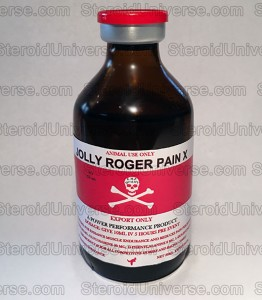 Jolly Roger - Pain X - Red - 50 ml