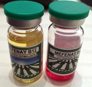 Mefenay Short Race - 10 ml