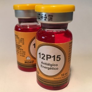 12p15 - 10 ml - antialgic energetic