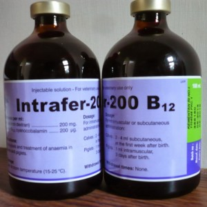 Intrafer-200 B12 - 100ml